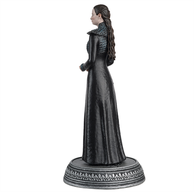 GAME OF THRONES - Figurine Col. 1/21 -  Sansa Stark - 9.4cm_3
