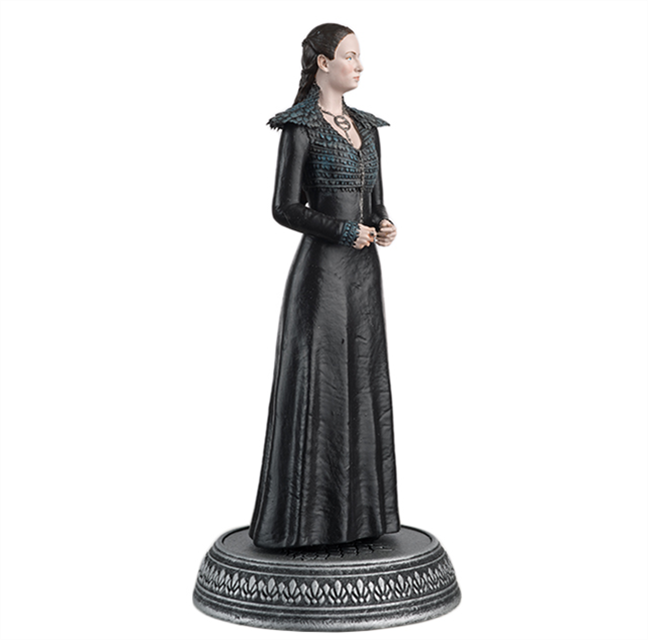 GAME OF THRONES - Figurine Col. 1/21 -  Sansa Stark - 9.4cm_6