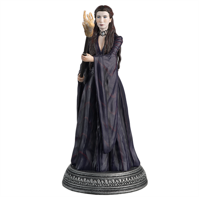GAME OF THRONES - Figurine Col. 1/21 -  Melisandre - 9.6cm