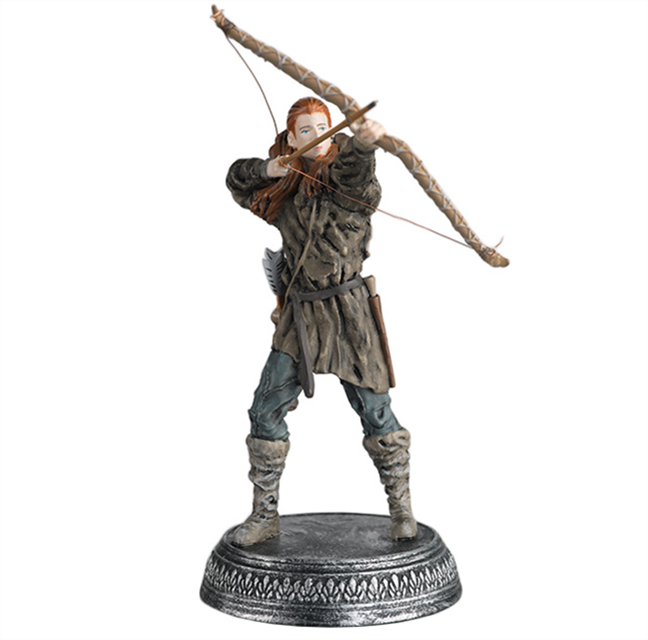 GAME OF THRONES - Figurine Col. 1/21 -  Ygritte Wilding - 9.2cm_1