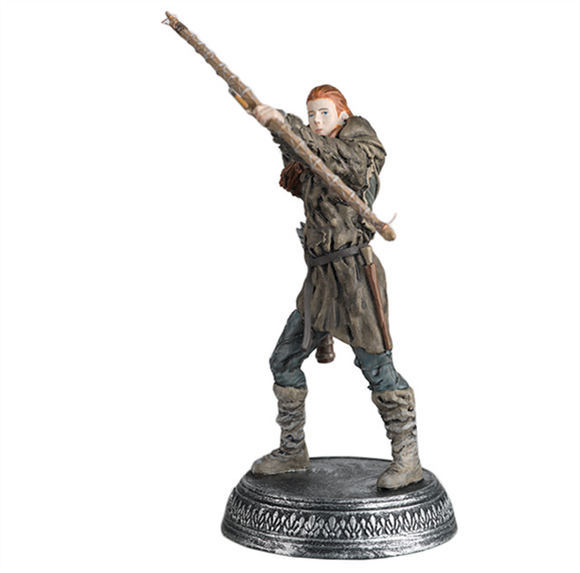 GAME OF THRONES - Figurine Col. 1/21 -  Ygritte Wilding - 9.2cm_2