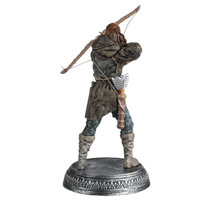 GAME OF THRONES - Figurine Col. 1/21 -  Ygritte Wilding - 9.2cm_4