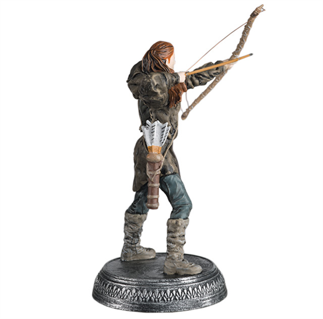 GAME OF THRONES - Figurine Col. 1/21 -  Ygritte Wilding - 9.2cm_5