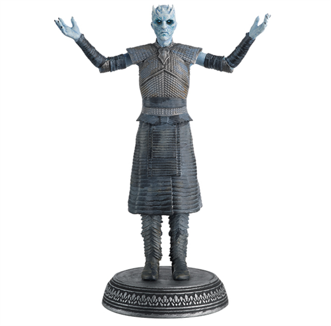 GAME OF THRONES - Figurine Col. 1/21 -  The Night King - 10cm