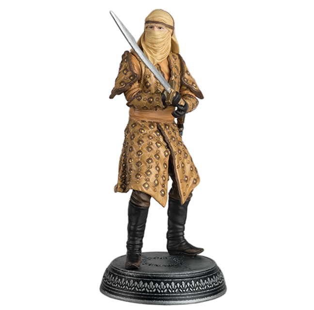 GAME OF THRONES - Figurine Col. 1/21 -  Dornish Guard - 10cm