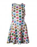 POKEMON - All Over PokeBall Dress (L)