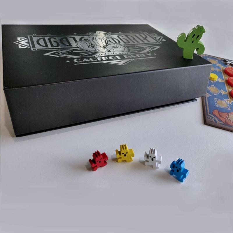 FINAL FANTASY XIV - Gold Saucer Cactpot Party - Board Game - 'V. Ang'