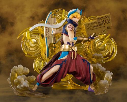 FATE/GRAND ORDER - Gilgamesh Figuarts Zero - 21cm