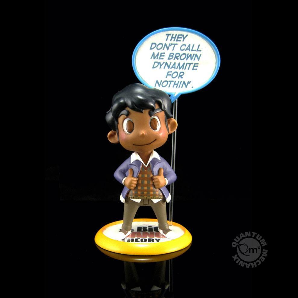 THE BIG BANG THEORY - Q-Fig 9 cm - Rajesh Koothrappali