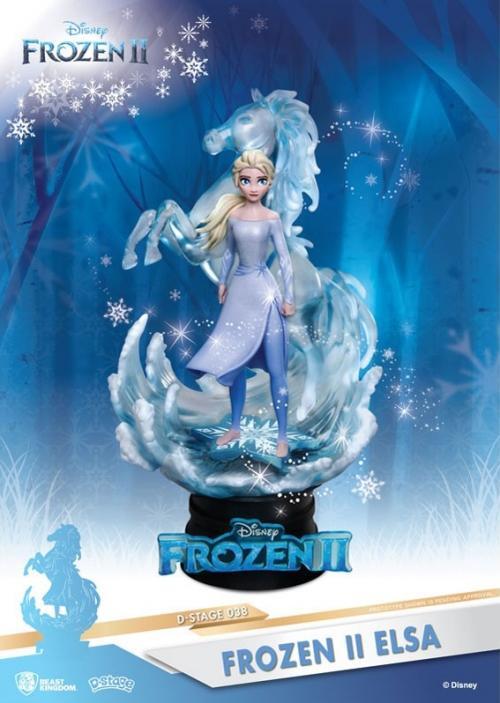 FROZEN 2 - Elsa - D-Stage 16cm