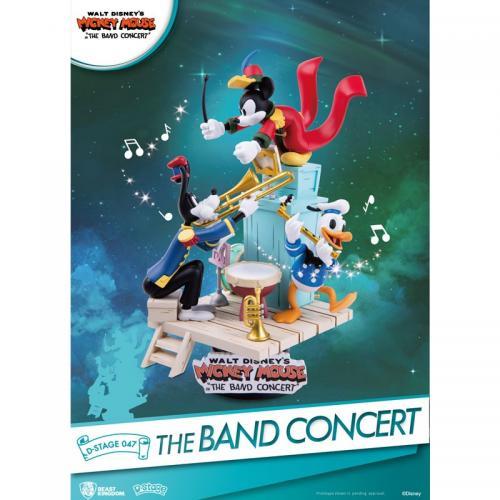 DISNEY  - Mickey & Cie le concert - D-Stage 16cm