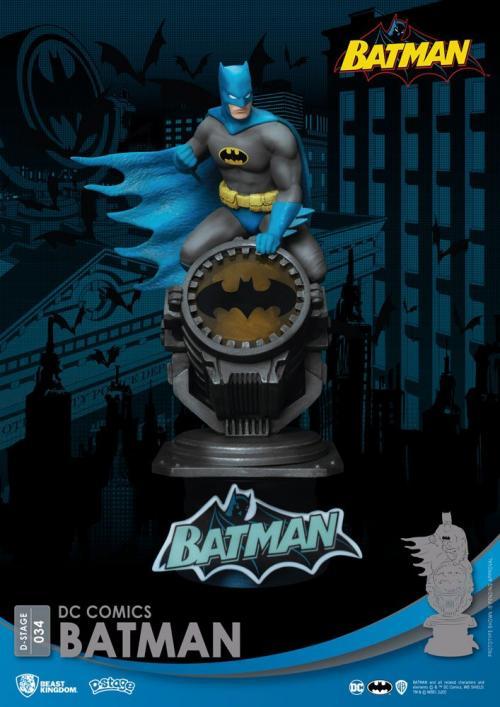 DC COMICS - Batman - D-Stage 15cm