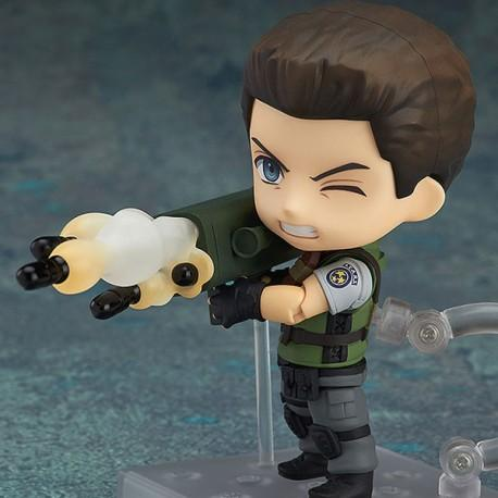 RESIDENT EVIL - Figurine Nendoroid Chris Redfield