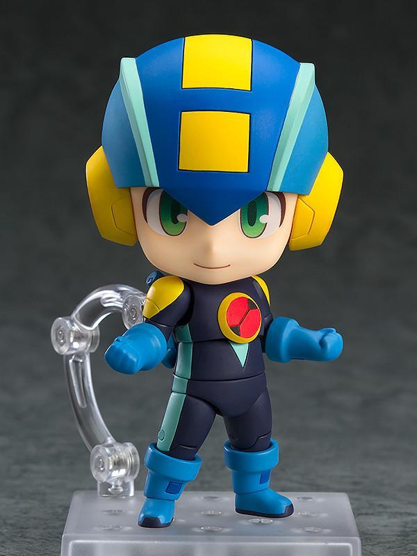 MEGAMAN - Figurine Nendoroid Megaman EXE : Super Movable Edition