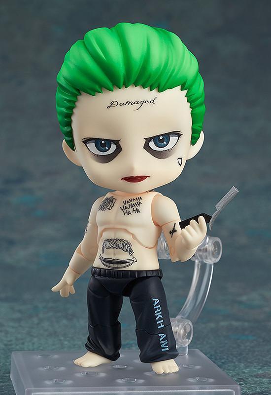 DC COMICS - Figurine Nendoroid Joker Suicide Edition