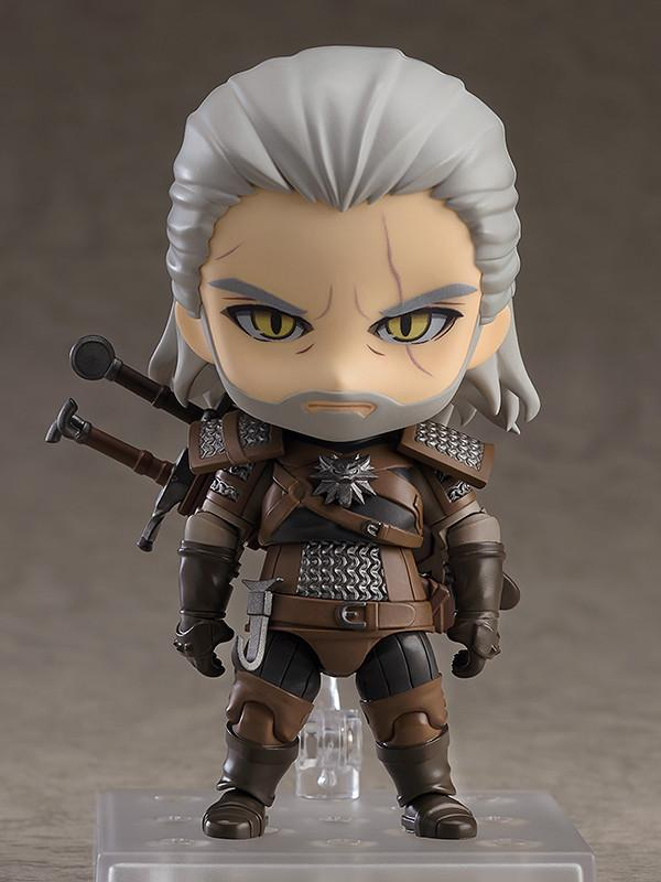 THE WITCHER 3 - Figurine Nendoroid Geralt