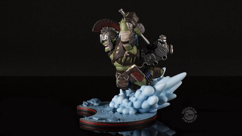 THOR RAGNAROK - Q-Fig 14 cm - Hulk_3