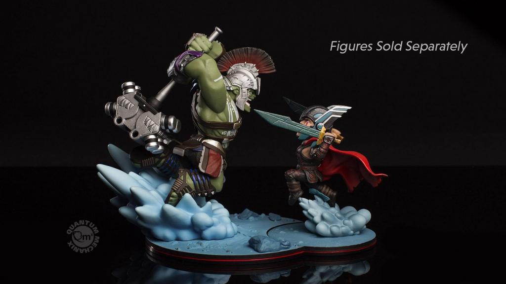 THOR RAGNAROK - Q-Fig 14 cm - Hulk_5