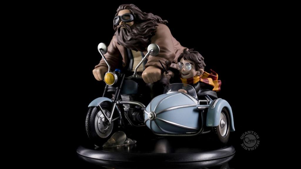 HARRY POTTER - Q-Fig 15 cm - Harry Potter & Rubeus