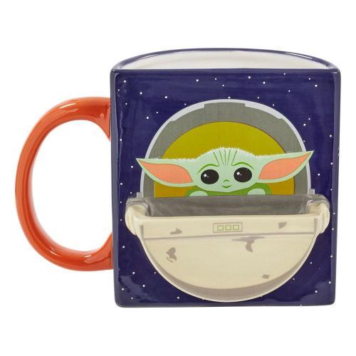 STAR WARS - The Child Drink Time - Mug cookie holder