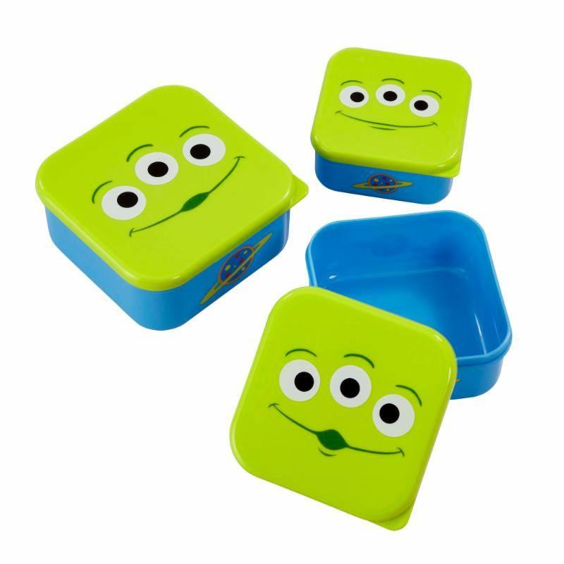 DISNEY - Boites de Rangement - Toy Story 4 - Aliens