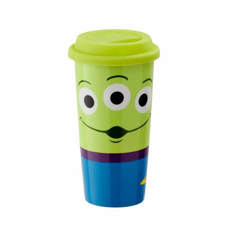 DISNEY - Travel Mug - Toy Story 4 - Aliens
