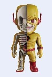 DC COMICS - X-Ray Figurine - Reverse Flash