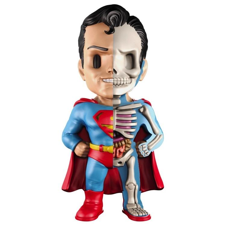 DC COMICS - X-Ray Figurine - Superman Golden Age