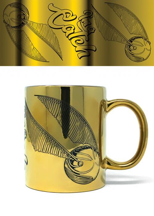 HARRY POTTER - Mug Métalique 315 ml - I'm A Catch