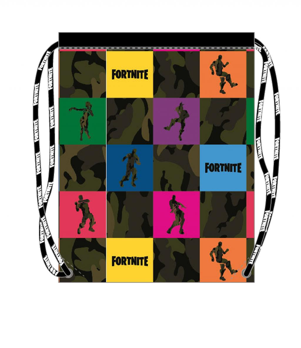 FORTNITE - Gymbag 32x41 - Square Color
