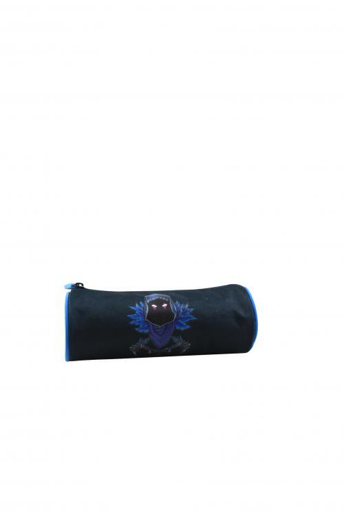 FORTNITE - Plumier/Trousse Square Color - Black Blue