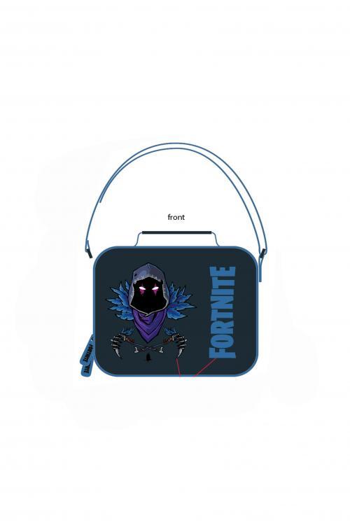 FORTNITE - Dark Blue - Sac pour lunch
