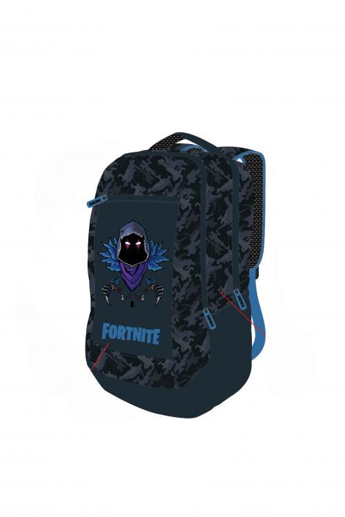 FORTNITE - Dark Blue - Sac à Dos 31x17x42