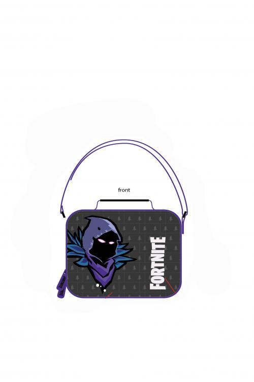 FORTNITE - Dark Purple - Sac pour lunch