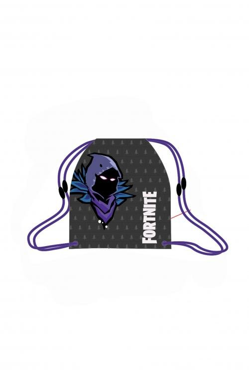 FORTNITE - Dark Purple - Sac de sport 32x41