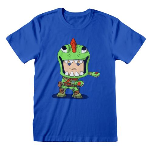 FORTNITE - T-Shirt Kids Rex (7-8 ans)