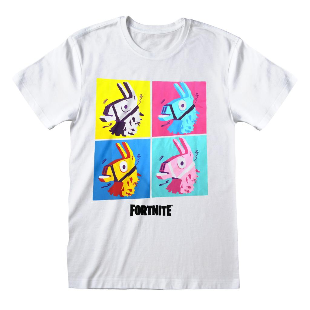 FORTNITE - T-Shirt Kids Llama (12-13 ans)