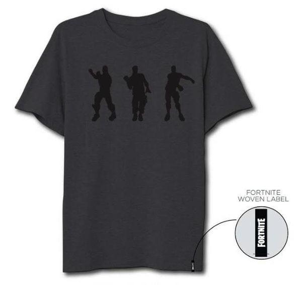 FORTNITE - T-Shirt Fresh Dance Black (S)