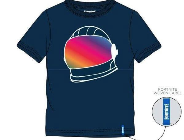 FORTNITE - T-Shirt Kids Helmet (10 ans)