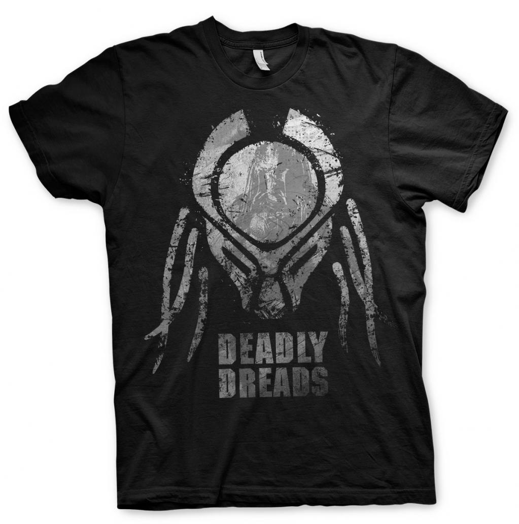 PREDATOR - T-Shirt Deadly Dreads (S)