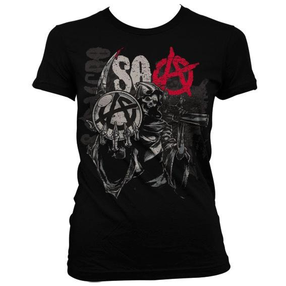 SONS OF ANARCHY - T-Shirt Glorious A - GIRL (L)