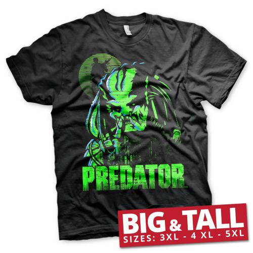 PREDATOR - T-Shirt Big & Tall - Baseball (3XL)
