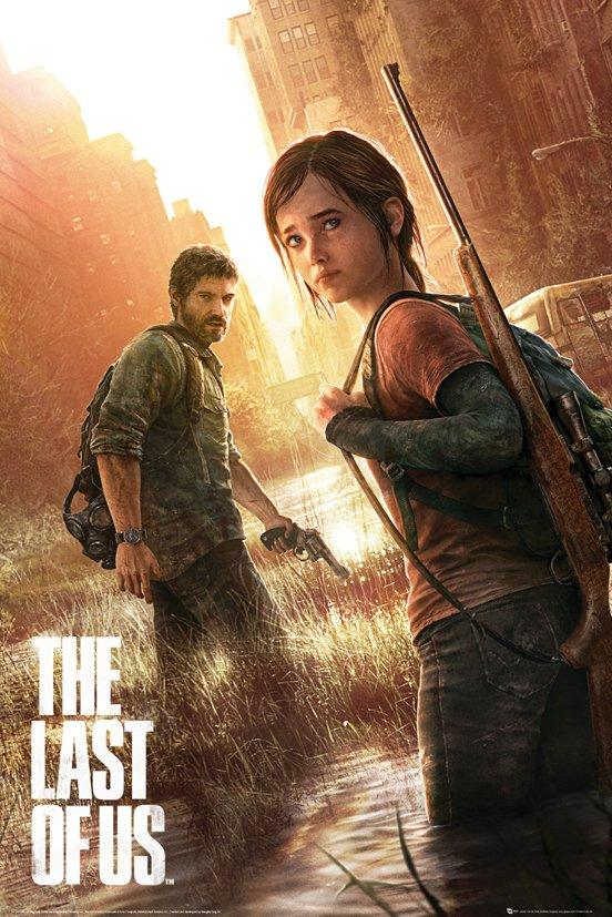THE LAST OF US - Poster 61X91 - Key Art