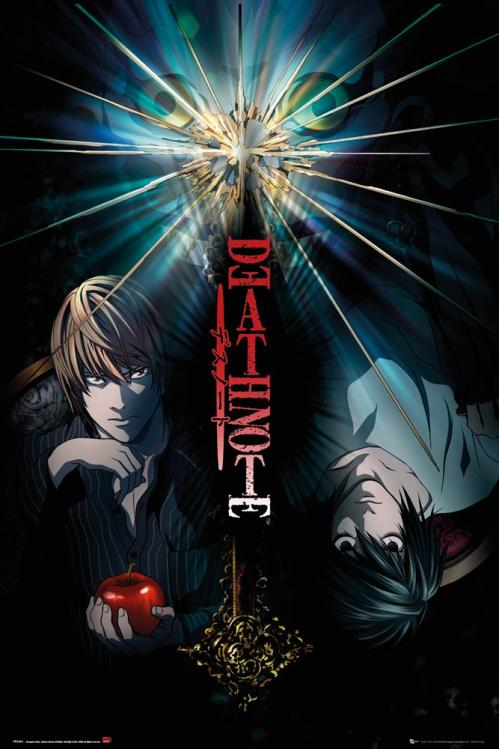 DEATH NOTE - Duo - Poster '61x91.5cm'