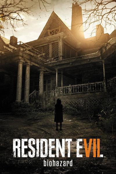 RESIDENT EVIL 7 - Poster 61X91 - Key Art