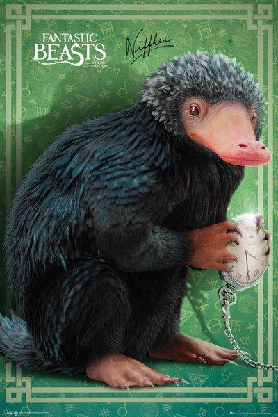 FANTASTIC BEASTS 2 - Poster 61X91 - Niffler