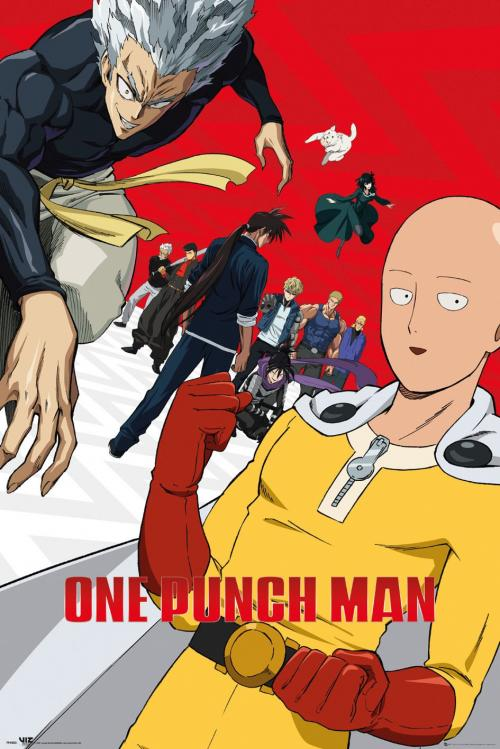 ONE PUNCH MAN - Season 2 - Poster '61x91.5cm'