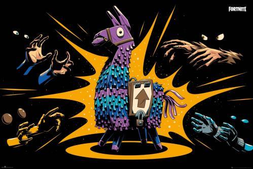 FORTNITE - Poster 61X91 - Loot Lama
