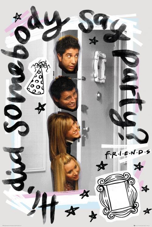 FRIENDS - Party - Poster '61x91.5cm'