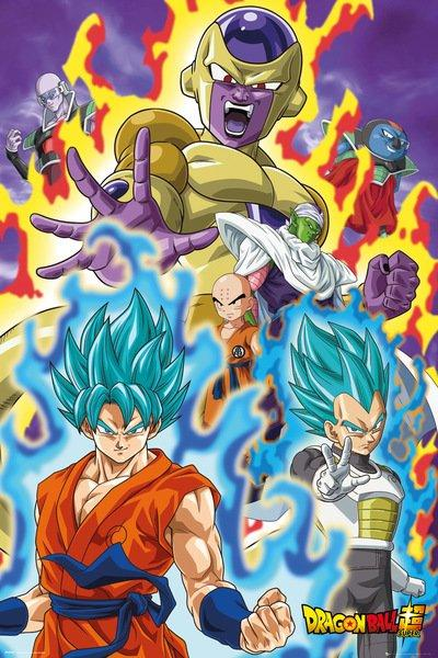 DRAGON BALL SUPER - Poster '61x91.5cm'